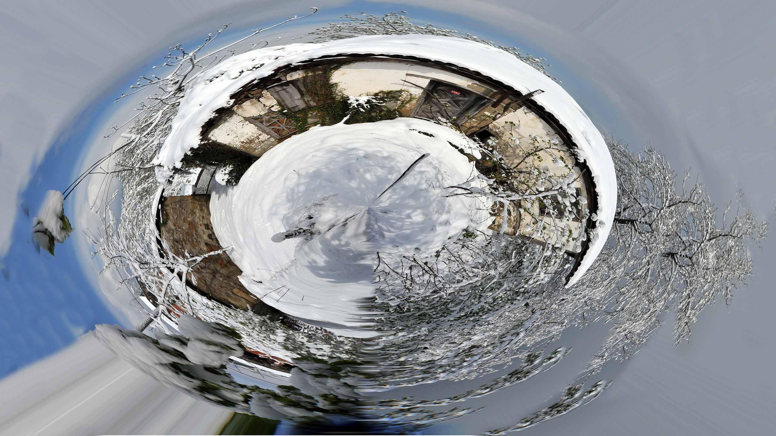 PolarFoto: Baba evi