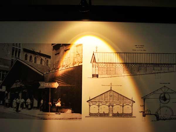sanat galerilerinde ışık sorunu